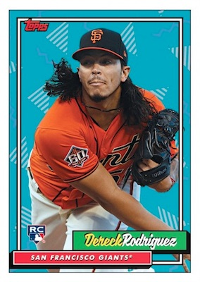 2018 Topps X Bryce Harper 220 Baseball Cards 4