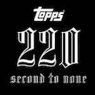 2018 Topps X Bryce Harper 220 Baseball Cards