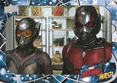 2018 Upper Deck Ant-Man and the Wasp Trading Cards 4