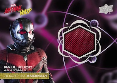 Upper Deck Ant-Man and the Wasp