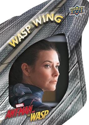 2018 Upper Deck Ant-Man and the Wasp Trading Cards 5
