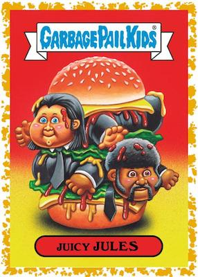 2019 Topps Garbage Pail Kids We Hate the '90s Trading Cards 4