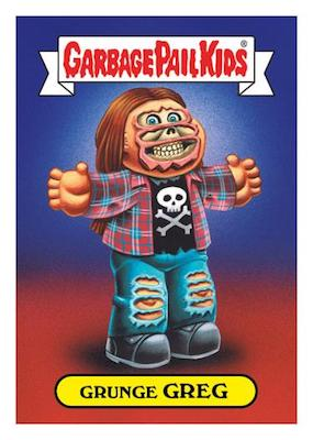 2019 Topps Garbage Pail Kids We Hate the '90s Trading Cards 3
