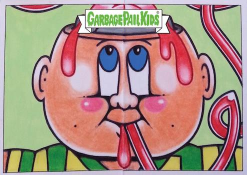 2019 Topps Garbage Pail Kids We Hate the '90s Trading Cards 8