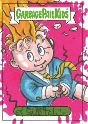 2019 Topps Garbage Pail Kids We Hate the '90s Trading Cards 7