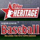 2019 Topps Heritage Baseball 1-400 Baseball