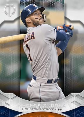 2019 Topps Tribute Baseball