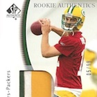 Hottest Aaron Rodgers Cards on eBay