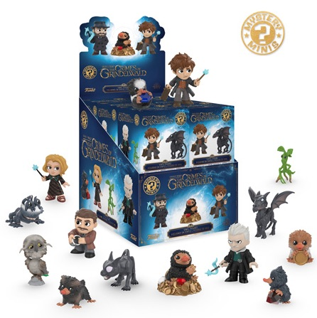 Funko Fantastic Beasts Mystery Minis