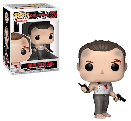 Funko Pop Die Hard Vinyl Figures 2