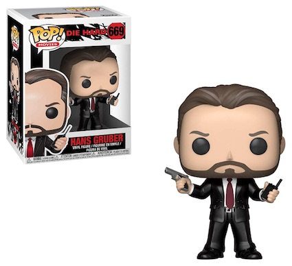 Funko Pop Die Hard Vinyl Figures 4