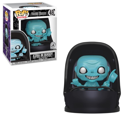 Ultimate Funko Pop Haunted Mansion Figures Checklist and Gallery 28