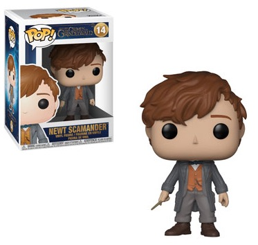 Ultimate Funko Pop Fantastic Beasts Figures Gallery and Checklist 16