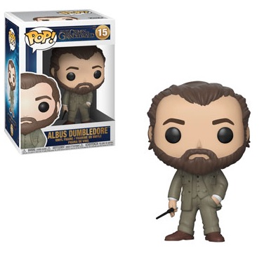 Ultimate Funko Pop Fantastic Beasts Figures Gallery and Checklist 18