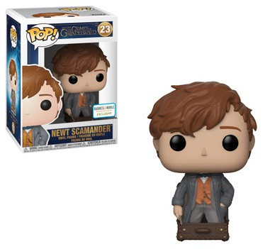 Ultimate Funko Pop Fantastic Beasts Figures Gallery and Checklist 26