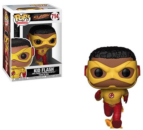Funko Pop Flash TV Vinyl Figures Guide and Gallery 17