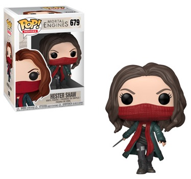 Funko Pop Mortal Engines Vinyl Figures 20