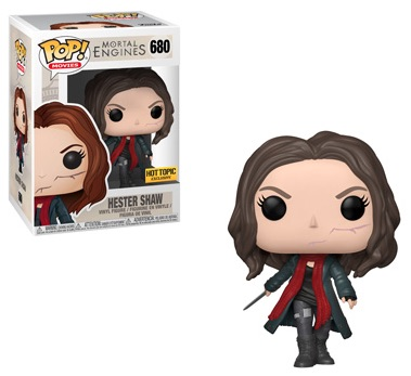 Funko Pop Mortal Engines Vinyl Figures 21