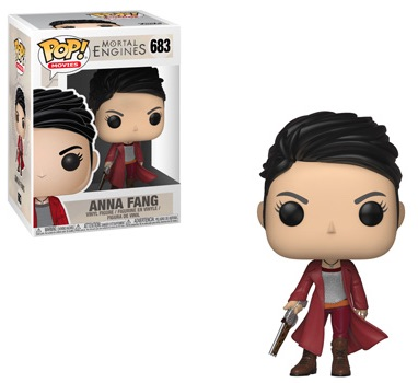 Funko Pop Mortal Engines Vinyl Figures 24