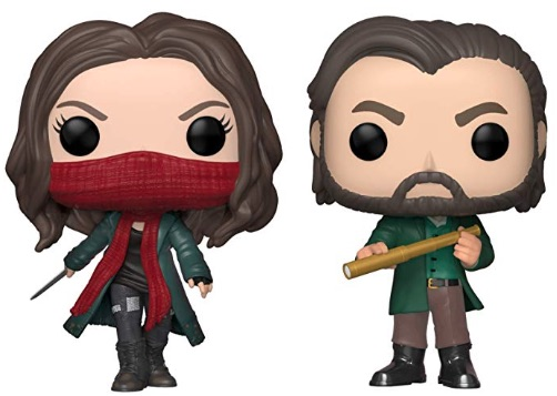 Funko Pop Mortal Engines Vinyl Figures 1