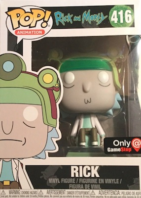 Ultimate Funko Pop Rick and Morty Figures Checklist and Gallery 48