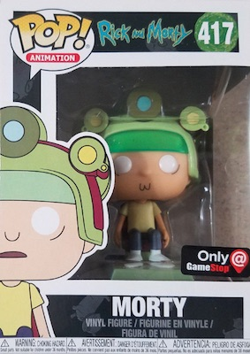 Ultimate Funko Pop Rick and Morty Figures Checklist and Gallery 49