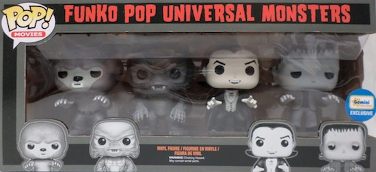 Ultimate Funko Pop Universal Monsters Figures Gallery and Checklist 23