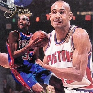 Grant Hill Rookie Cards Checklist Best Rc List Memorabilia
