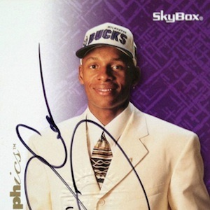 ray allen rookie cards checklist best rc list