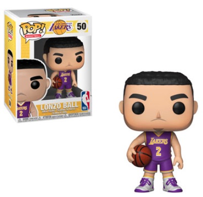Ultimate Funko Pop Basketball Figures Gallery and Checklist 54