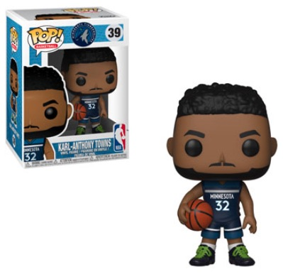 Ultimate Funko Pop Basketball Figures Gallery and Checklist 42