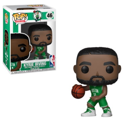 Ultimate Funko Pop Basketball Figures Gallery and Checklist 50