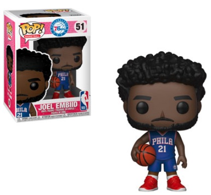 Ultimate Funko Pop Basketball Figures Gallery and Checklist 55