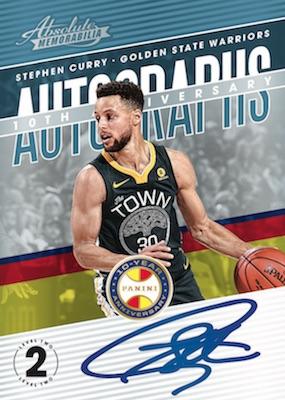2018-19 Panini Absolute Memorabilia Basketball