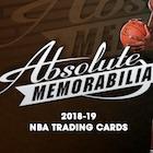 2018-19 Panini Absolute Memorabilia Basketball Cards