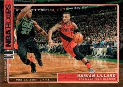 2018-19 Panini NBA Hoops Basketball Cards 5