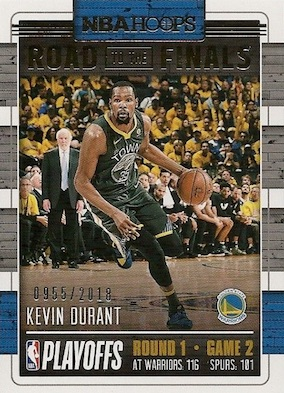 2018-19 Panini NBA Hoops Basketball Cards 6