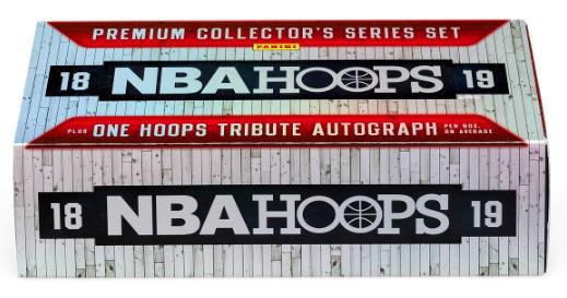 2018-19 Panini NBA Hoops Premium Box Set Basketball Cards 3