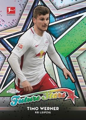 2018-19 Topps Chrome Bundesliga Soccer Cards - Checklist Added 5
