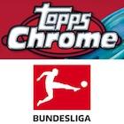 2018-19 Topps Chrome Bundesliga Soccer Cards