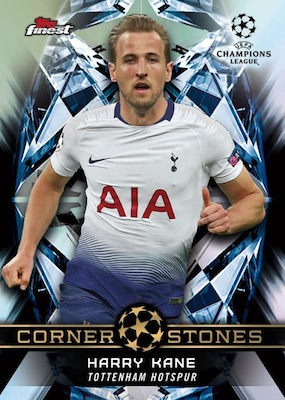2018-19 Topps Finest UEFA Champions League Soccer Cards - Checklist Added 4