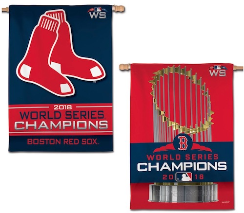 2018 Boston Red Sox World Series Champions Memorabilia Guide 10