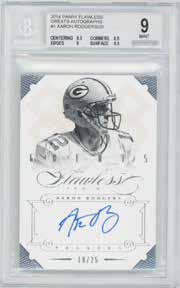 2018 Leaf Best of Football Cards 8