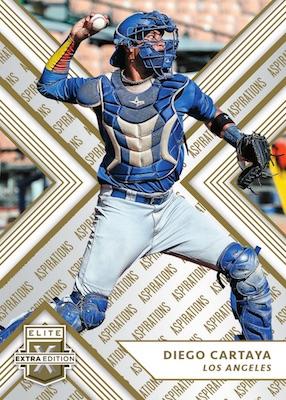2018 Panini Elite Extra Edition Baseball