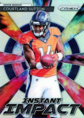 2018 Panini Prizm Football Cards 7