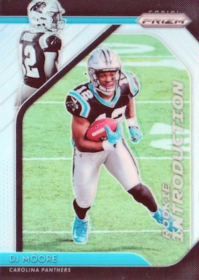 2018 Panini Prizm Football Cards 39