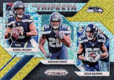 2018 Panini Prizm Football Cards 41
