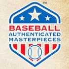 2019 Piece of the Game Authenticated Masterpieces Baseball