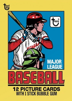 2018 Topps 80th Anniversary Wrapper Art Cards Gallery 103
