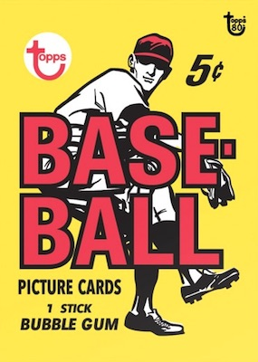 2018 Topps 80th Anniversary Wrapper Art Cards Gallery 106